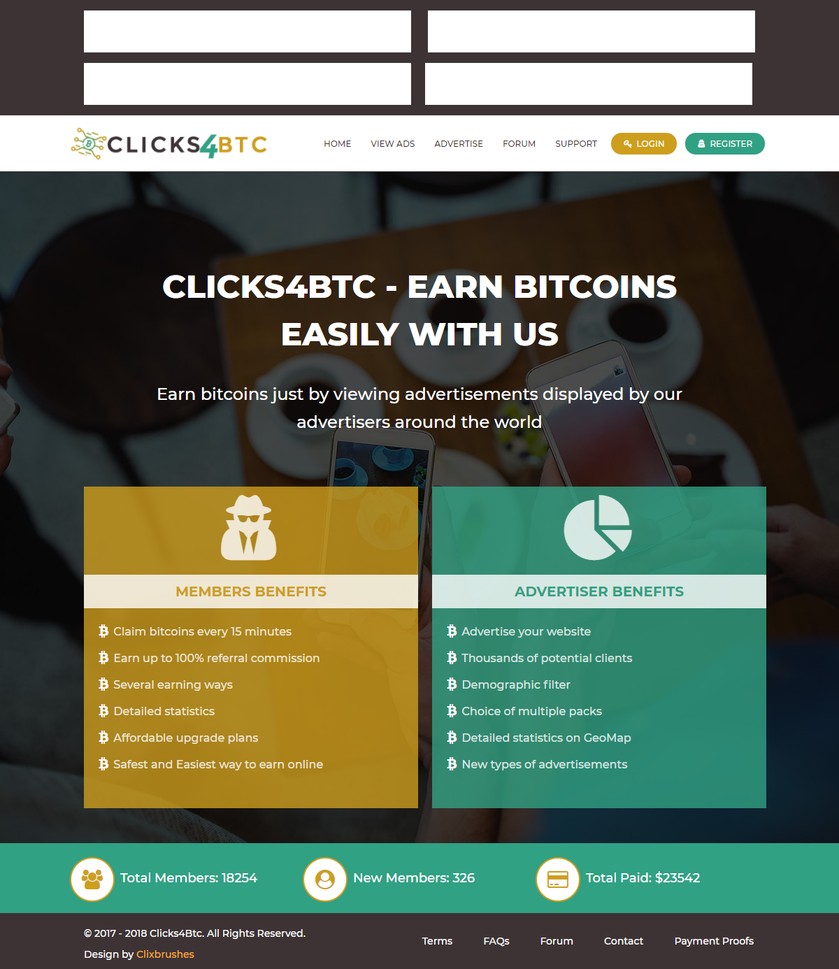 Clicks4btc